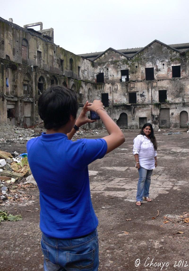 Bombay Byculla Mills