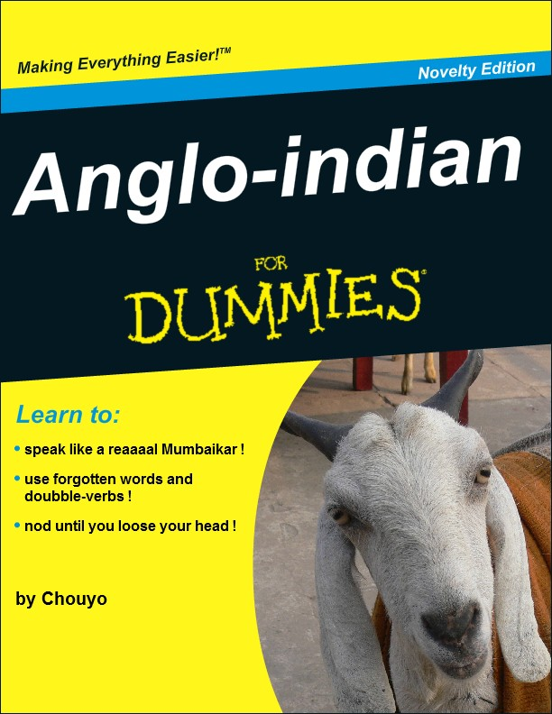 Anglo-indian for Dummies