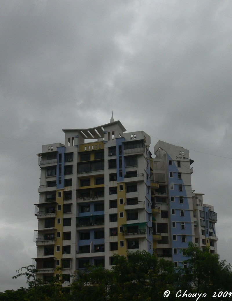 Bombay Immeubles 4