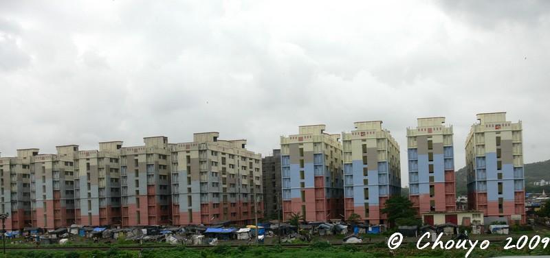 Bombay Immeubles 5