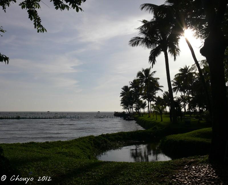 Kerala Kumarakom Lake Resort