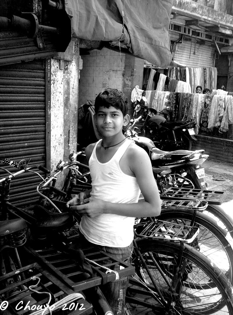 Bombay Portrait Marlon