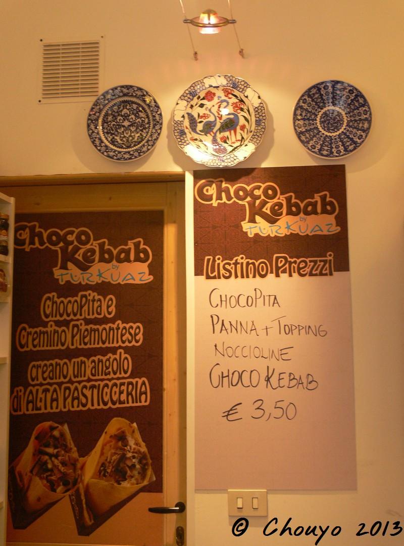 Florence Kebab au chocolat 4
