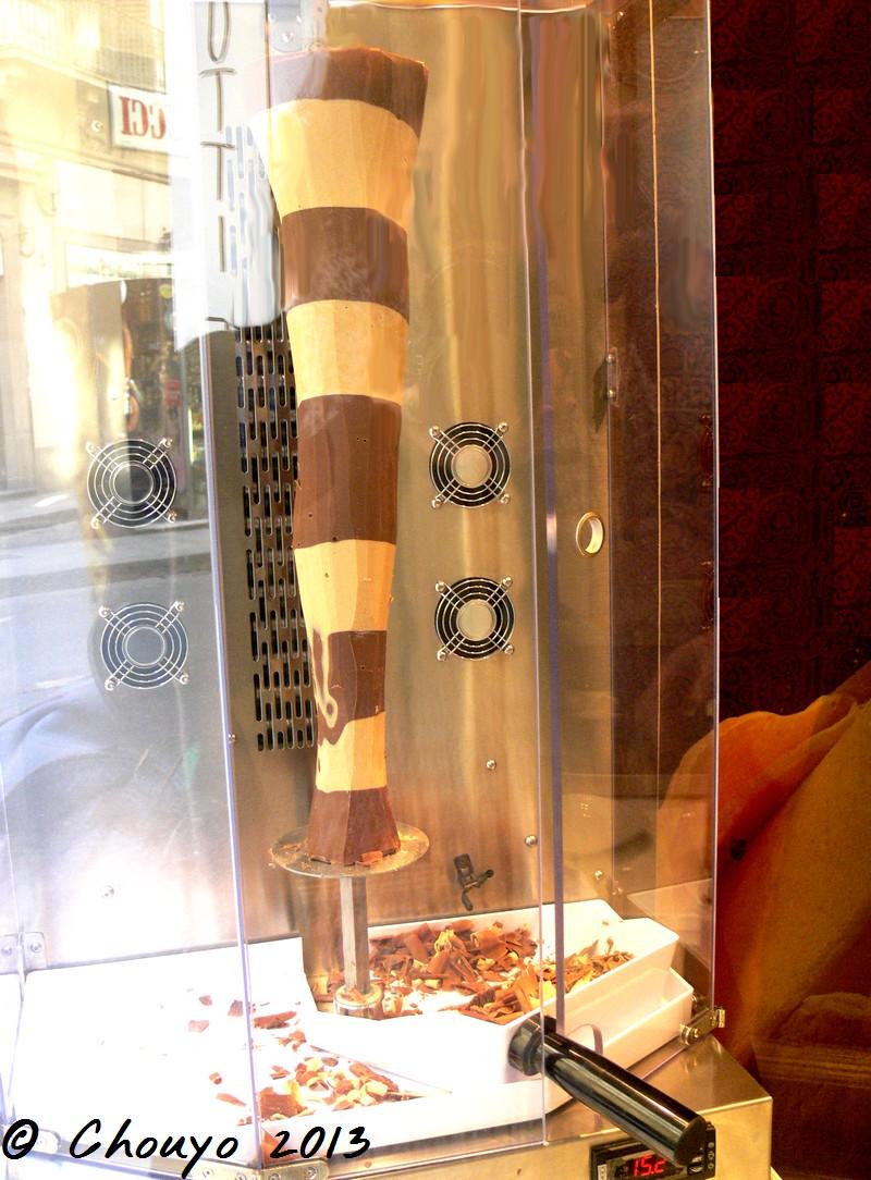 Florence Kebab au chocolat 5