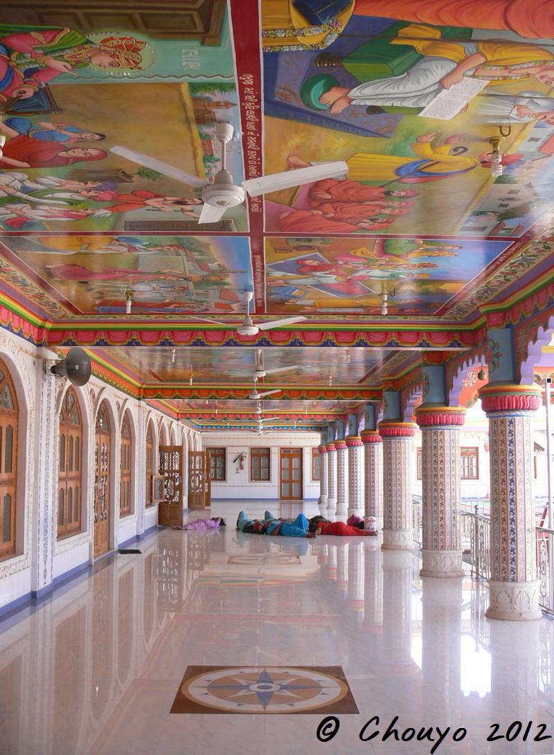 Inde Bhuj Sri Swaminarayan Mandir