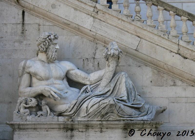 Rome Place du Capitole 2