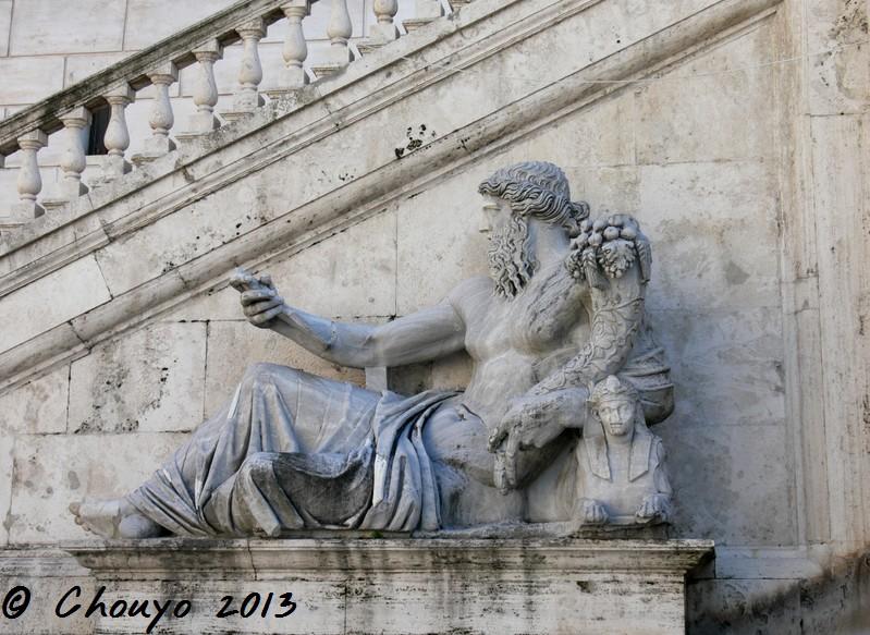 Rome Place du Capitole