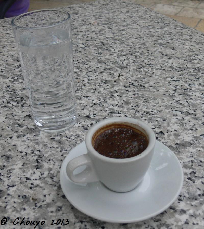 Albanie Café