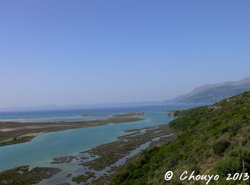 Albanie Butrint Parc