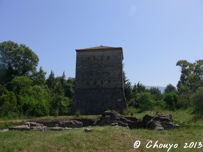 Albanie Butrint Tour vénitienne