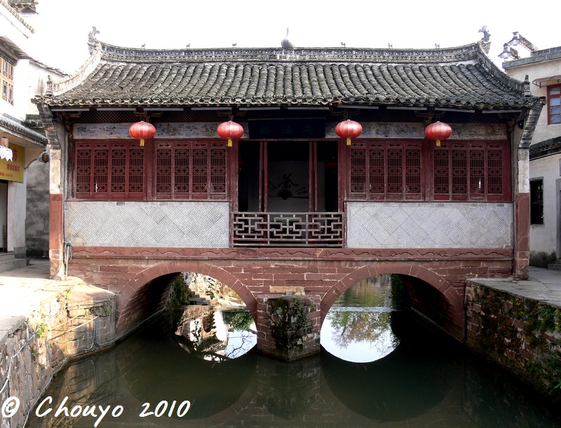 Chine Huizhou Pause 7