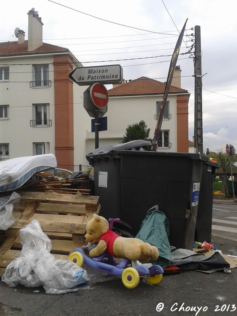 Sarcelles La Crise