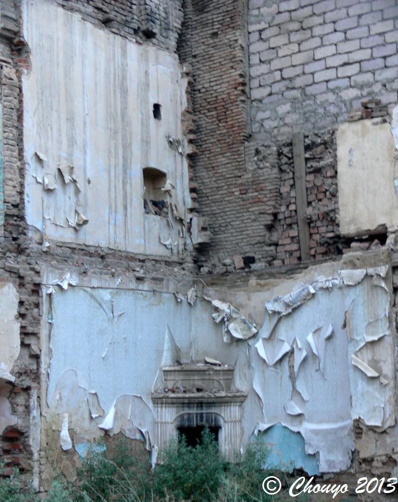 Tbilissi Ruine