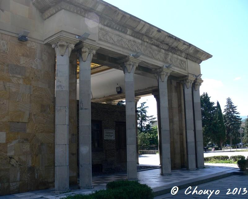 Musée Staline maison blog