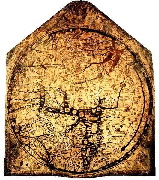 530px-Hereford_Mappa_Mundi_1300