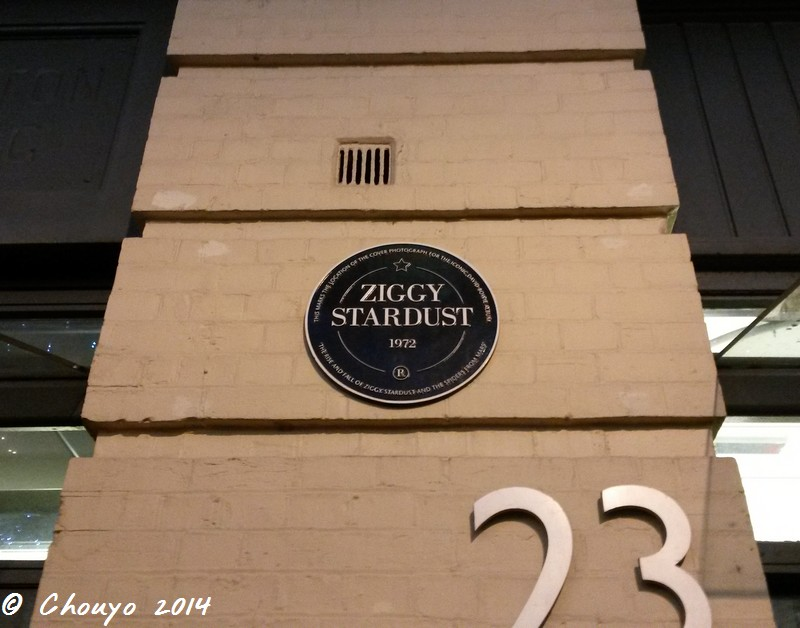Londres Ziggy