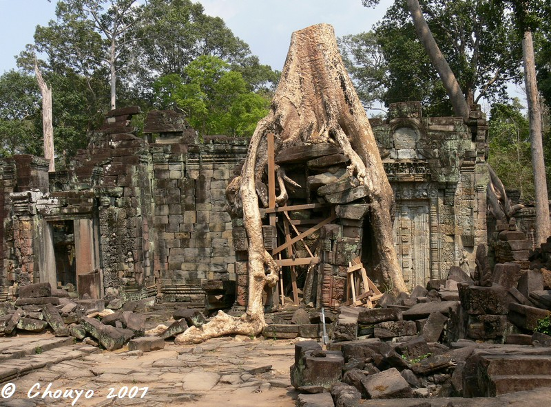 Cambodge Angkor 2
