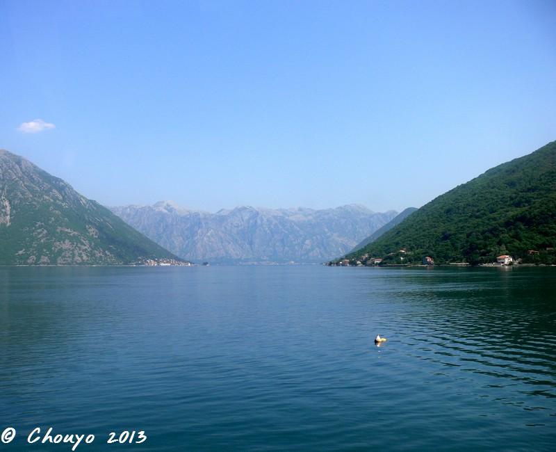 Monténégro Baie de Kotor 3
