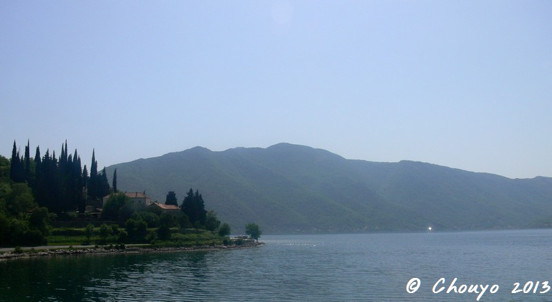 Monténégro Baie de Kotor