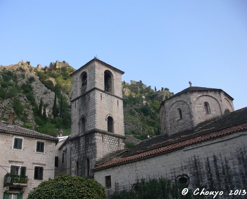 Monténégro Kotor Citadelle 2