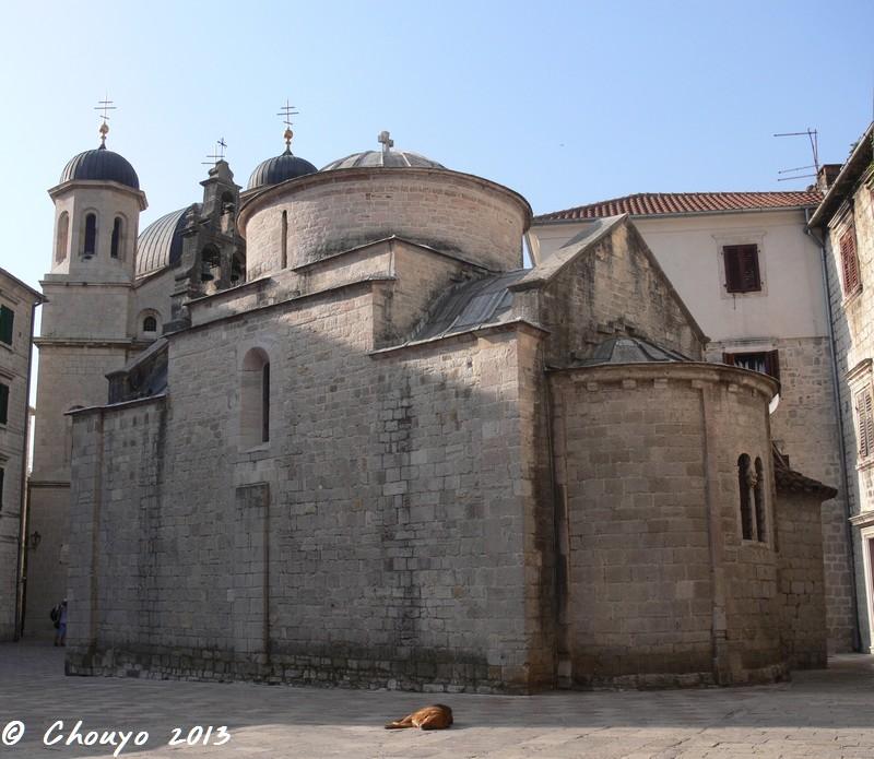 Monténégro Kotor Eglise 3