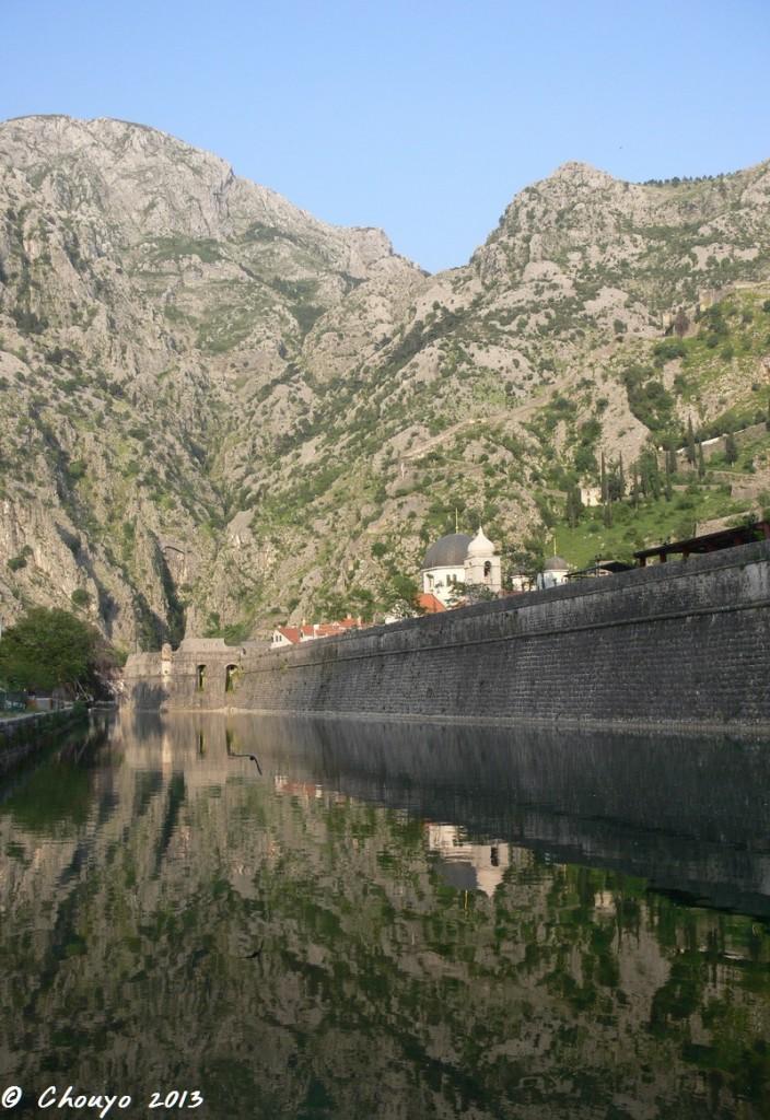 Monténégro Kotor Remparts