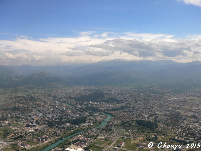 Monténégro Podgorica 2
