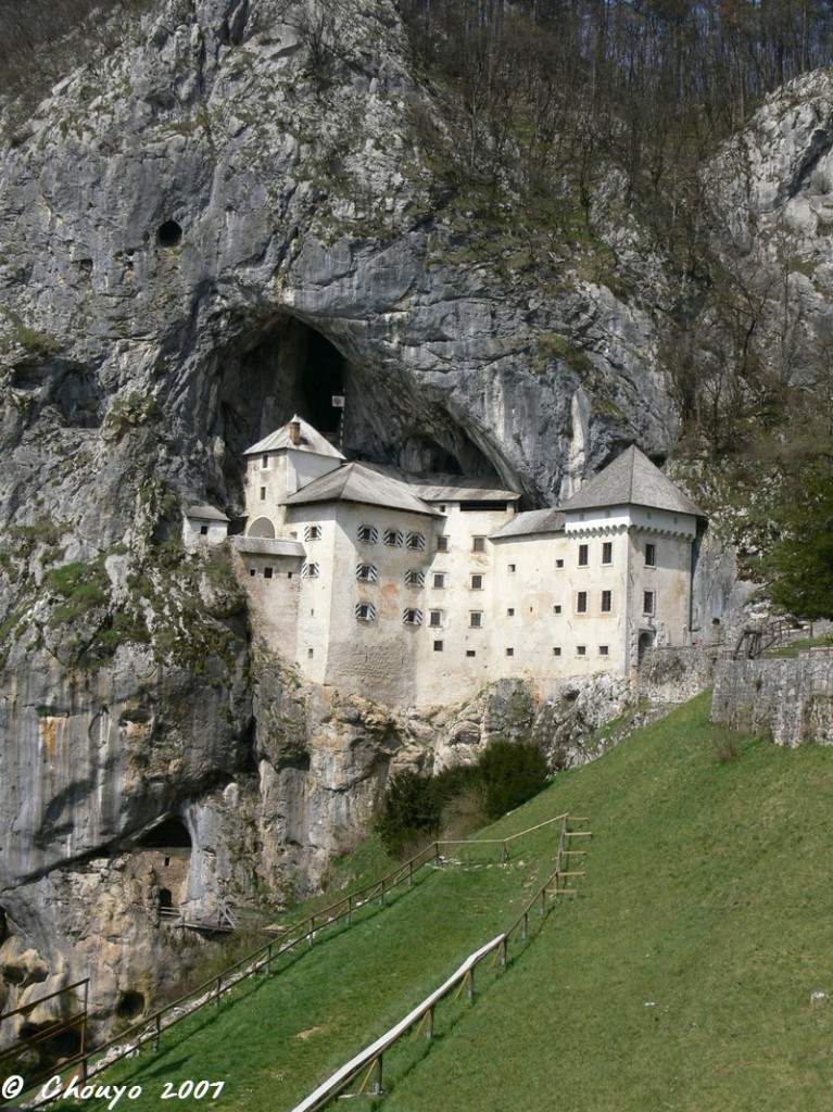 Slovénie Château