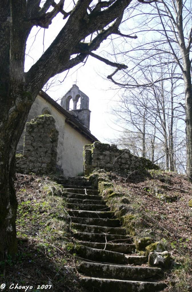 Slovénie Chapelle 2