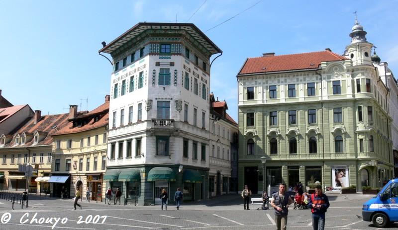 Slovénie Ljubljiana 6