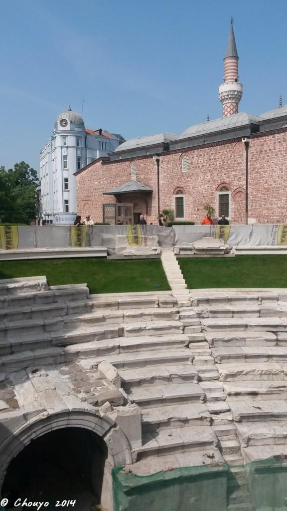 Bulagrie PLovdiv Stade