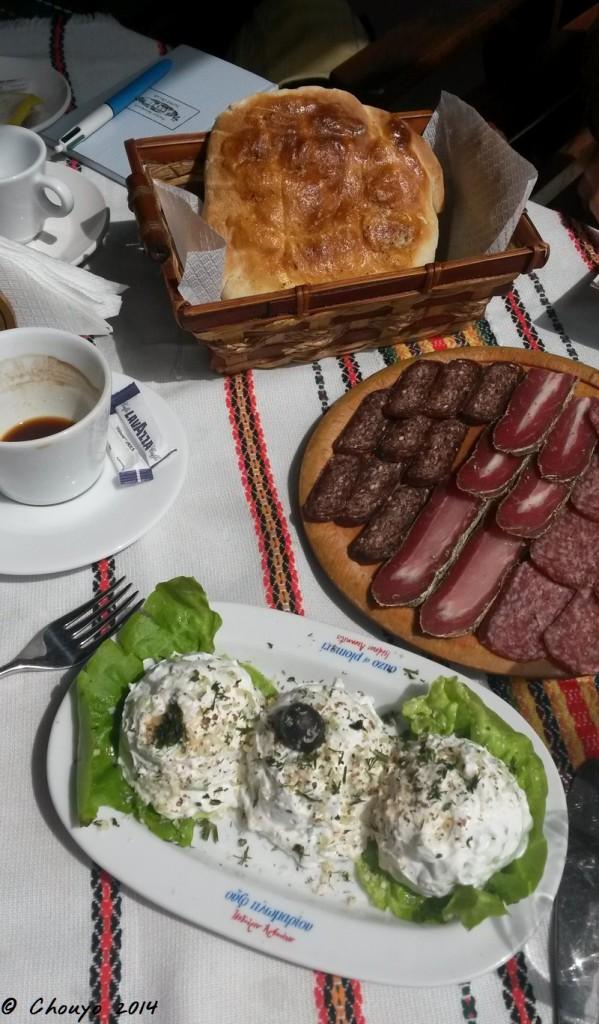 Bulgarie Repas