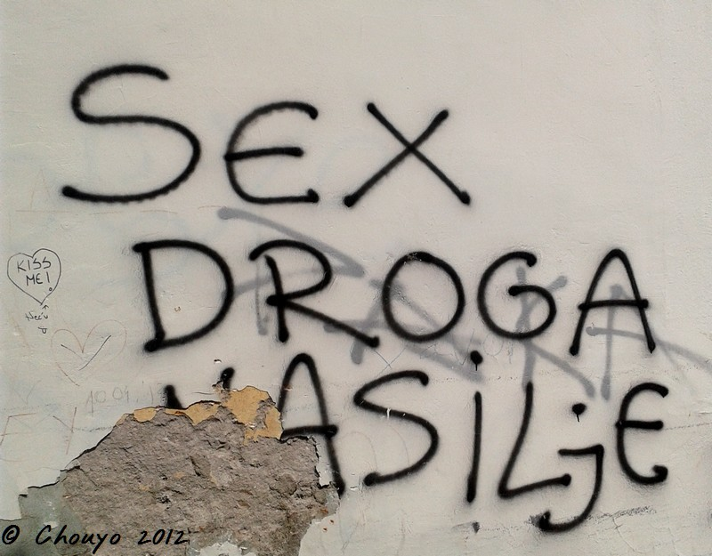 Monténégro Sexe Drogue Basilic