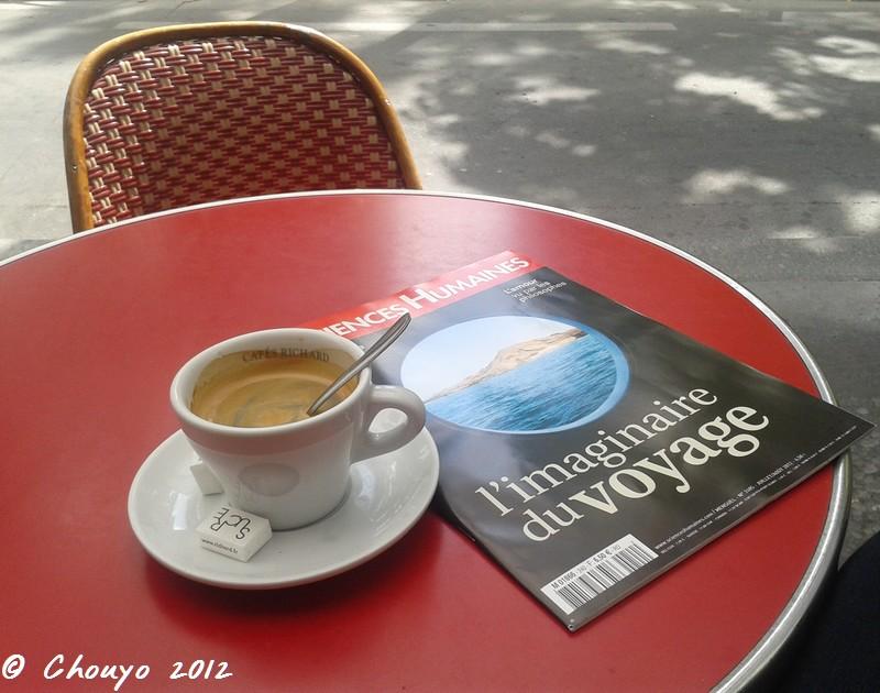 Paris Café terrasse