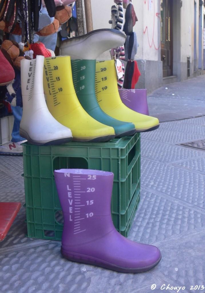 Florence Bottes niveau d'eau 2