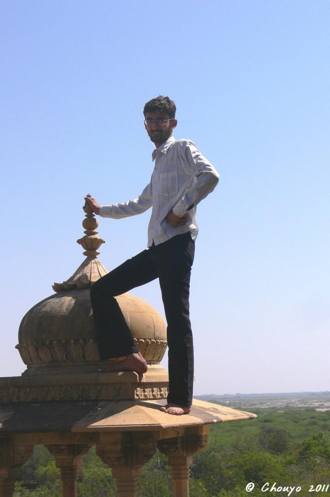 Mandvi Portrait
