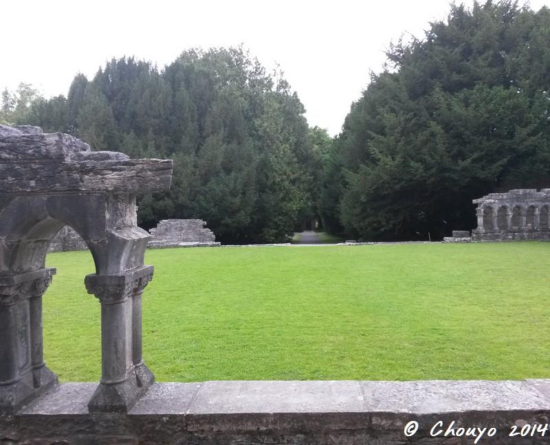 Irlande Abbaye