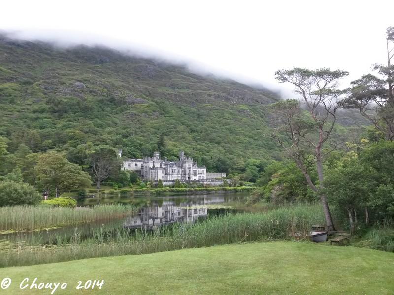 Irlande Kylemore Abbey