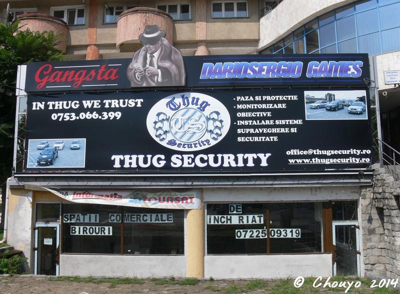 Roumanie Thugs