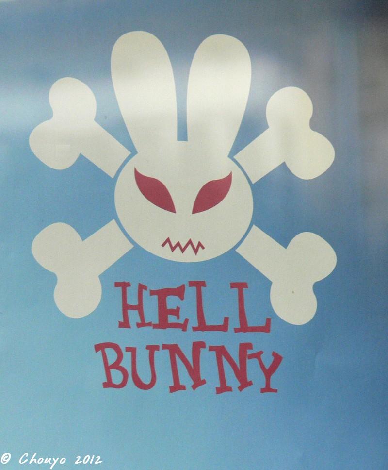 Bilbao Hell Bunny