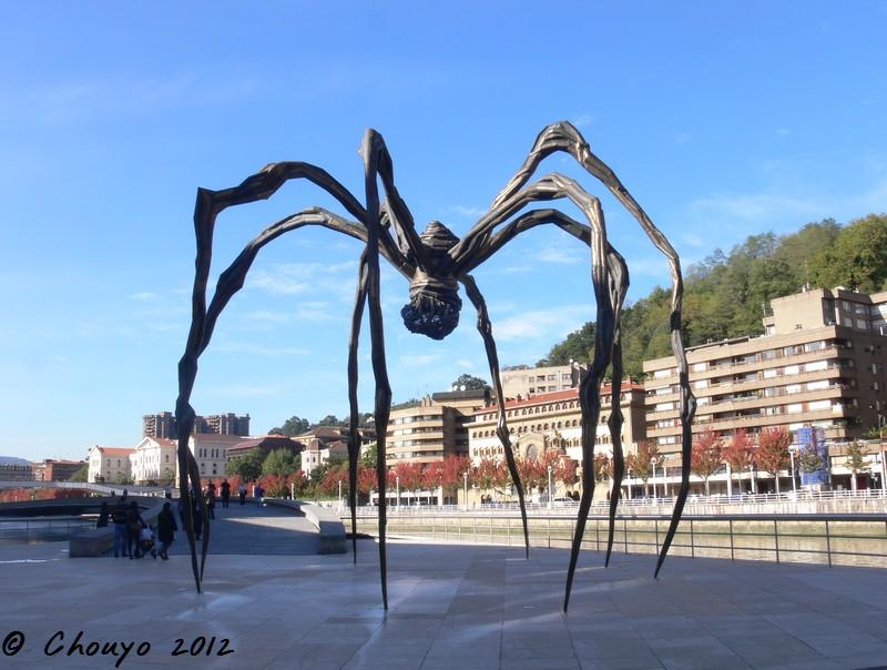 Bilbao Maman Louise Bourgeois 2