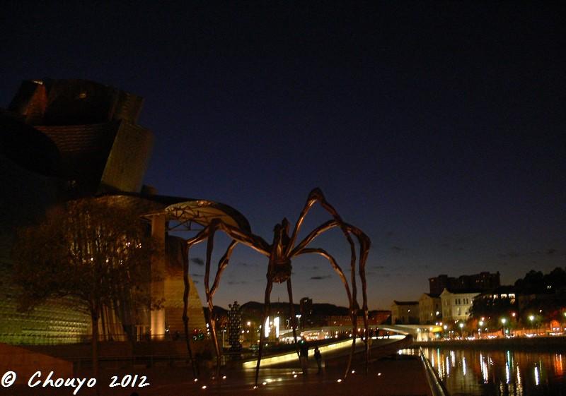 Bilbao Maman Louise Bourgeois