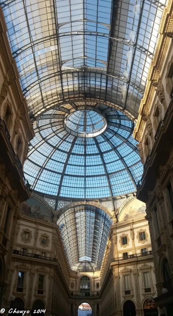 Milan Galerie Victore-Emmanuel II
