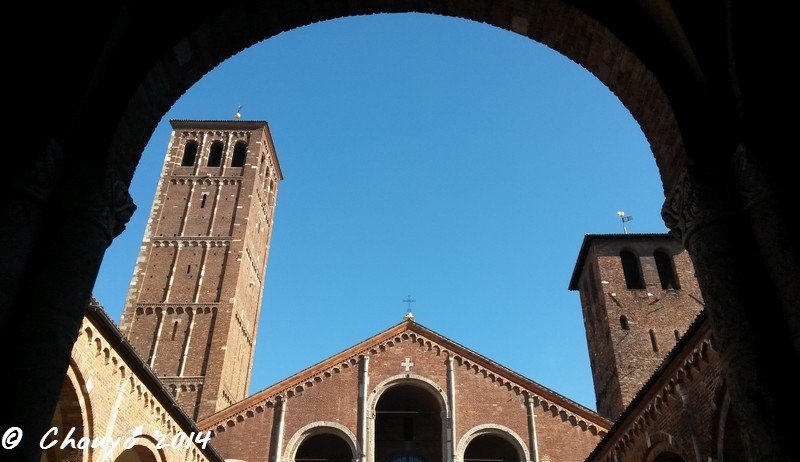 Milan San Ambrogio