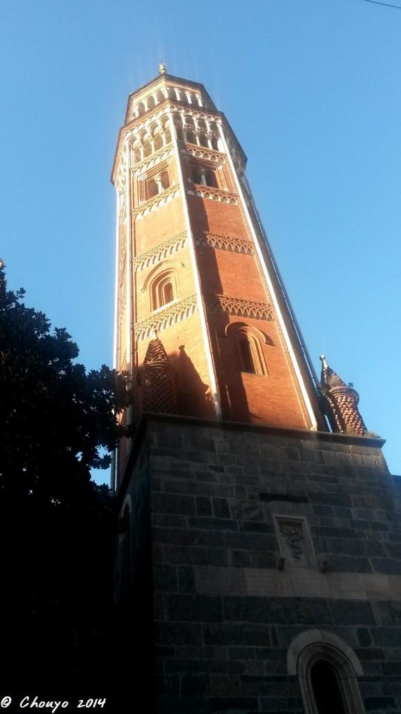 Milan San Gothardo