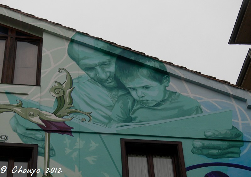Bilbao Street Art 1