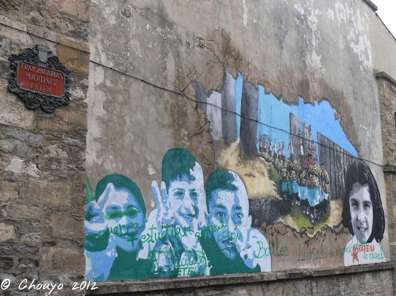 Bilbao Street Art 10