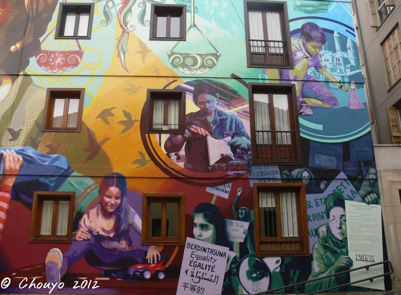 Bilbao Street Art 2