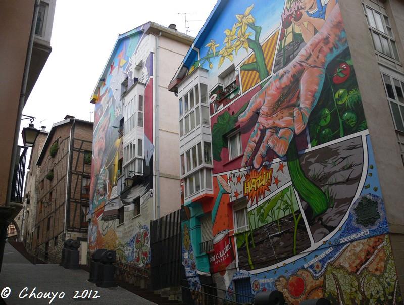 Bilbao Street Art 9