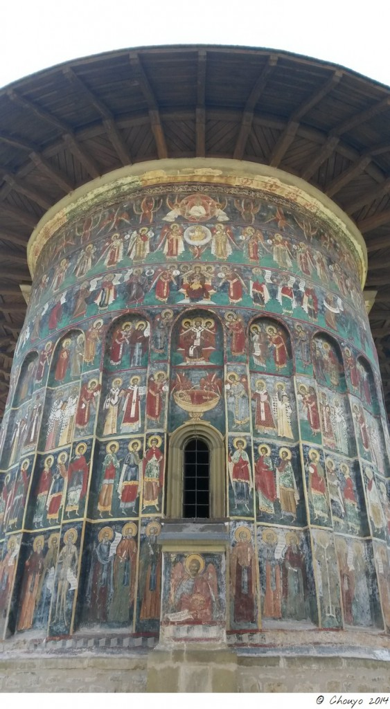 Roumanie Bucovine Eglises 2